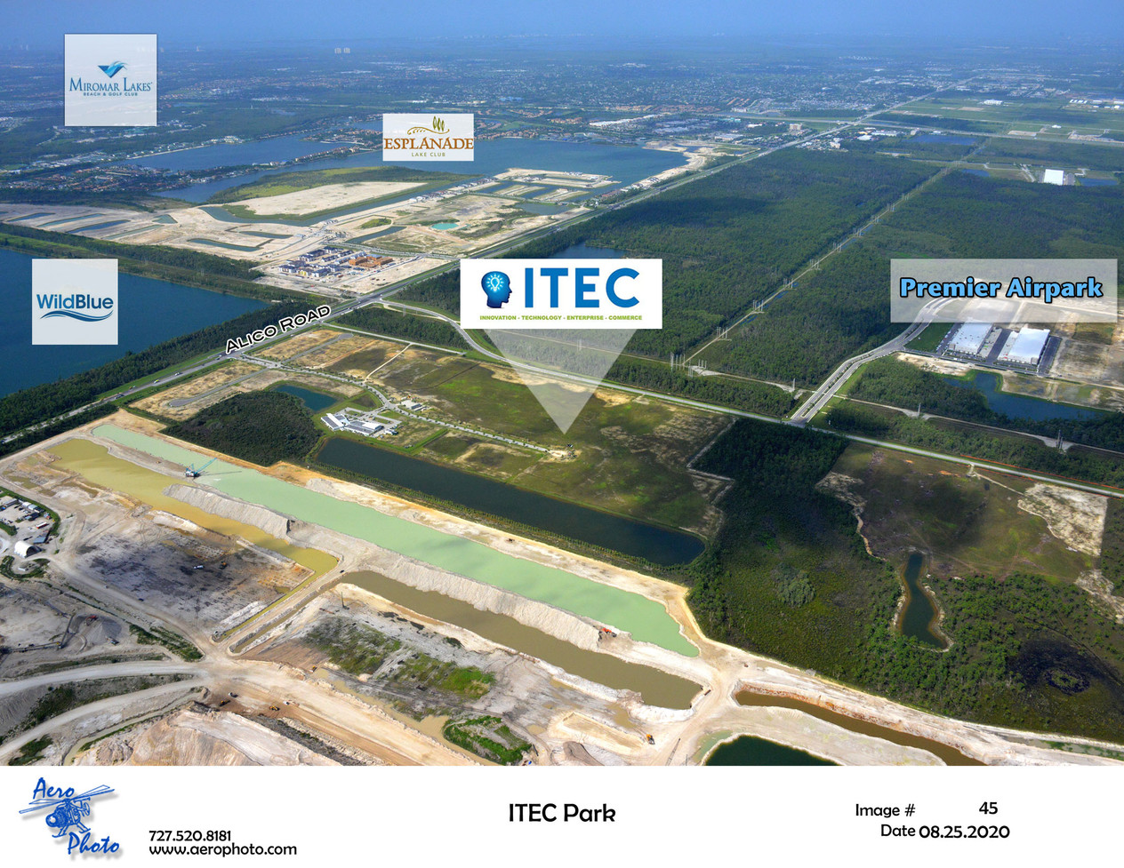 Alico ITEC is in a prime location with growth on the horizon