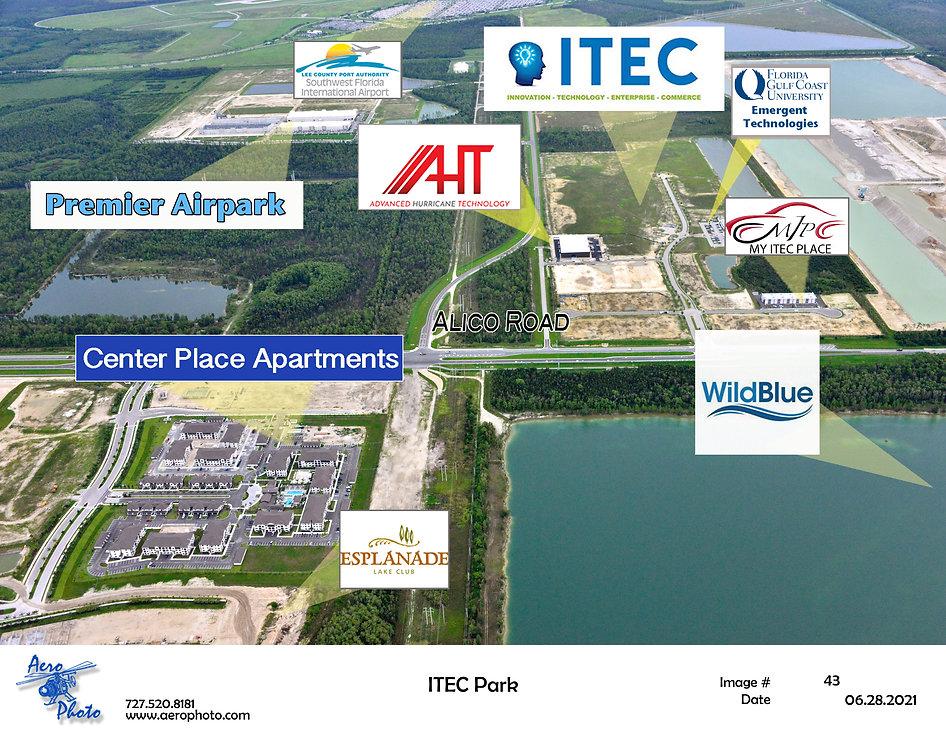 ITEC Park June 30 labeled.jpg