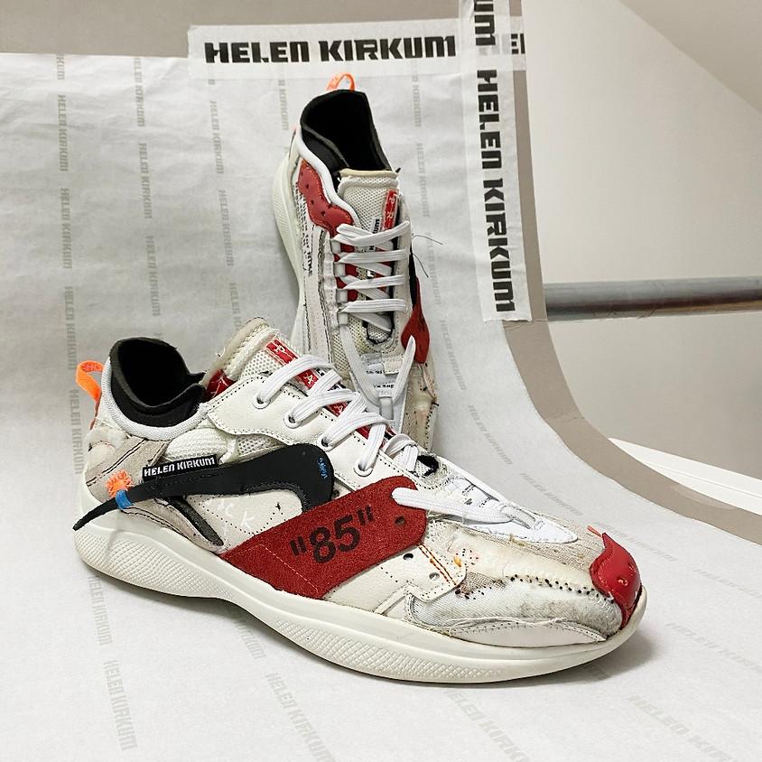 HELEN KIRKUM: Studio tour