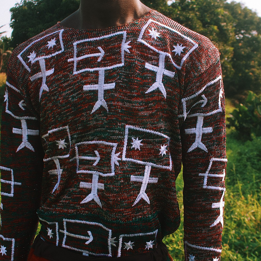 BLOKE at Woven Threads: Moving in Circles presented by Lagos Fashion Week - Behind the Collection