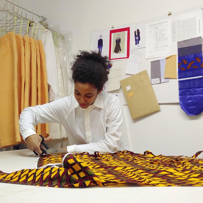 Fashion Open Studio Berlin - BUKI AKOMOLAFE