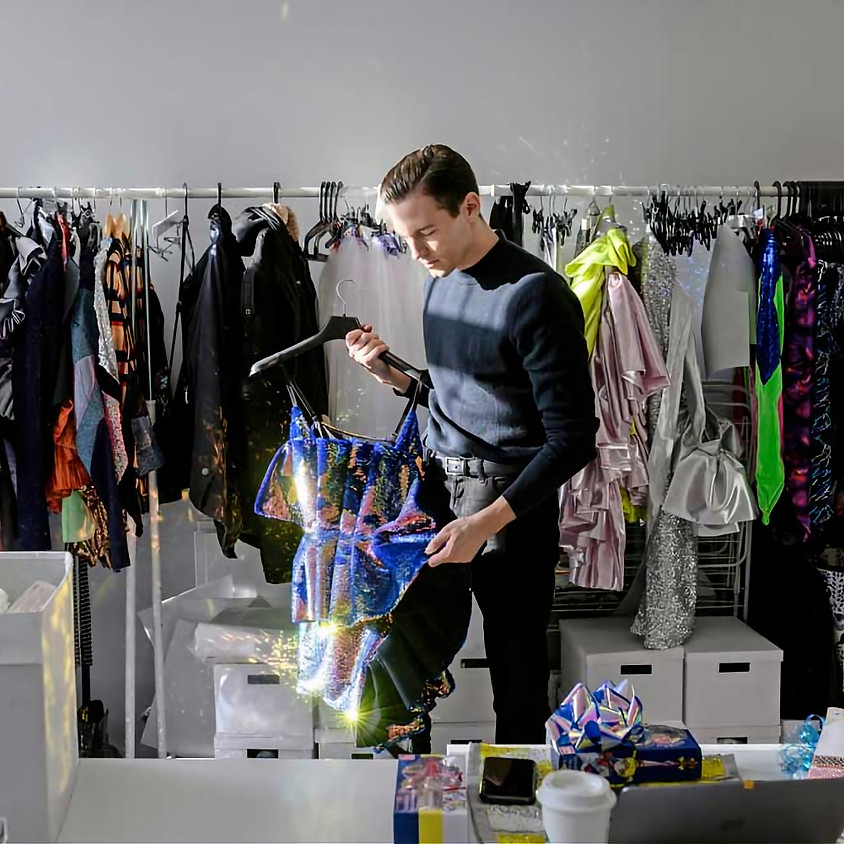 Behind the Sparkle: Dressing for the Stage and Special Events with Kevin Germanier