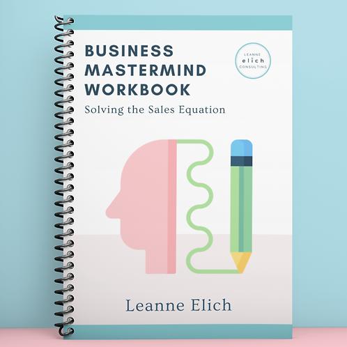 Business Mastermind Workbook - Hardcopy