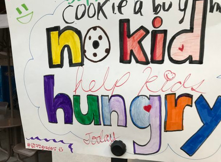 Bake Sale for No Kids Hungry