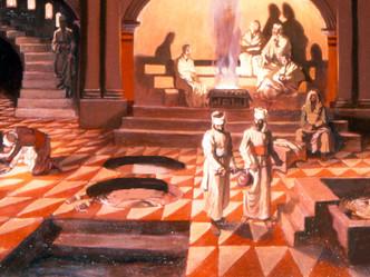טבילות וקידושים של כהן גדול ביום הכיפורים