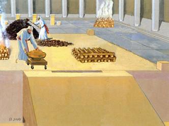 דישון המזבח החיצון