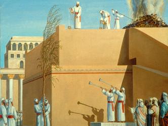 הקפת המזבח בסוכות