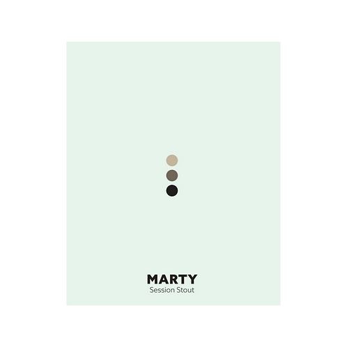 Marty (Session Stout)