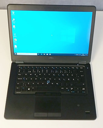 "Dell Latitude E7450, Intel i5, 8 Gb, 256 Gb SSD, 14"" FullHD"