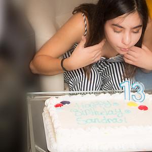 Sandra's Birthday