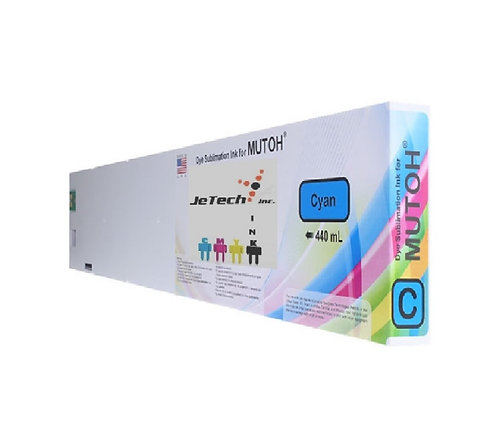 Mutoh Dye Sublimation 440ml Ink Cartridge