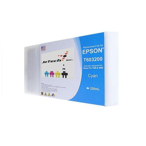 Epson Ultrachrome K3 220ml Ink Cartridge (T603 series)