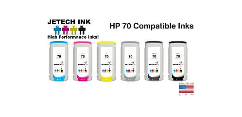 HP70 130ml Pigment Ink Cartridge SET (C94XXA Series)
