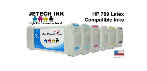 HP789 775ml Latex Ink Cartridge (CH615A Series)