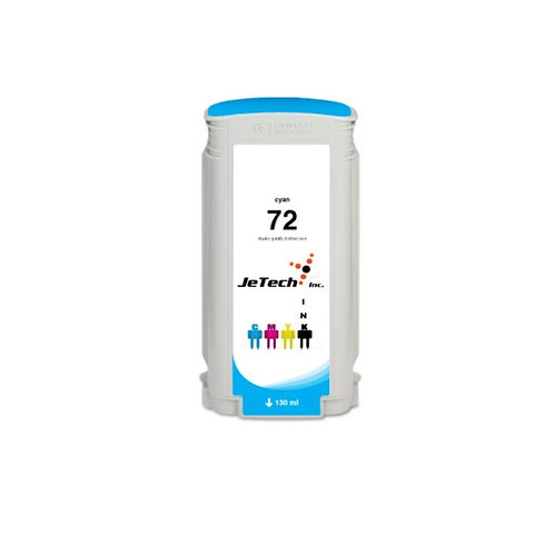 HP72 130ml Dye Ink Cartridge (C93XXA Series)