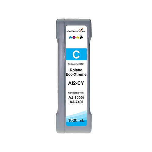 Roland 1L Eco-Xtreme LT Ink Cartridge AI2 Series