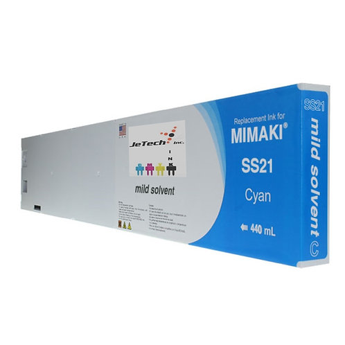 Mimaki SS21 440ml Solvent Ink Cartridge SPC-501 Series