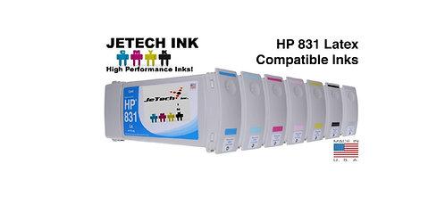 HP831 775ml Latex Ink Cartridge SET (CZ68XA Series)