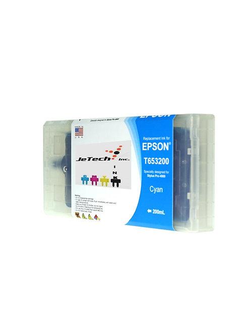 Epson Ultrachrome HDR 200ml Ink Cartridge (T653 series)
