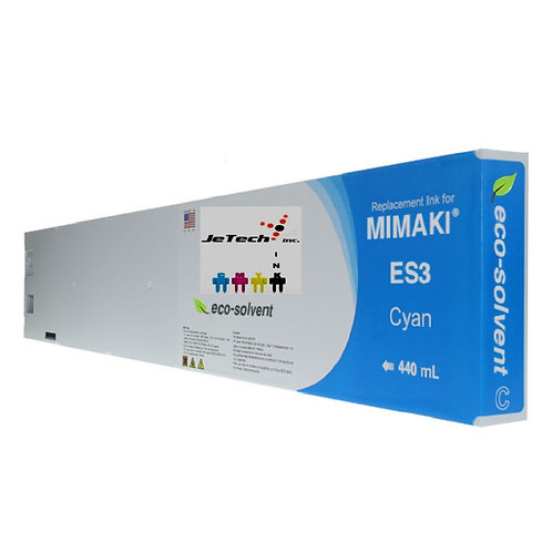 Mimaki ES3 440ml Eco-Solvent Ink Cartridge SPC-440 Series