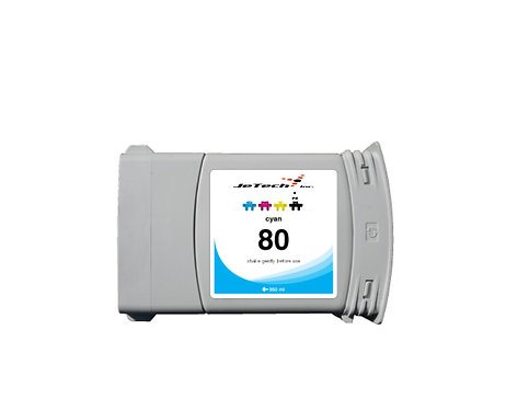 HP80 350ml Dye Ink Cartridge C48 Series