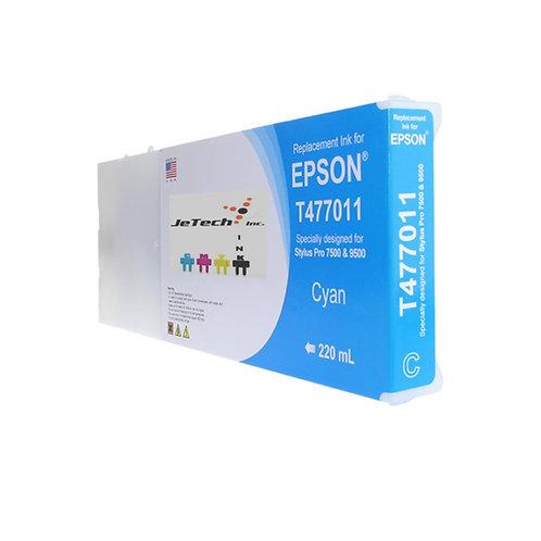 Epson T47 Dye 220ml Ink Cartridge (T47 series)