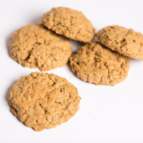 GF Peanut Butter Oatmeal