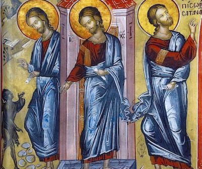 03.01.2020 First Sunday of Lent
