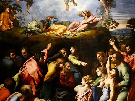 03.08.2020 The Transfiguration