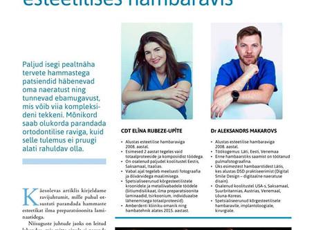 Igaunijas zobārstu asociācijas žurnāls