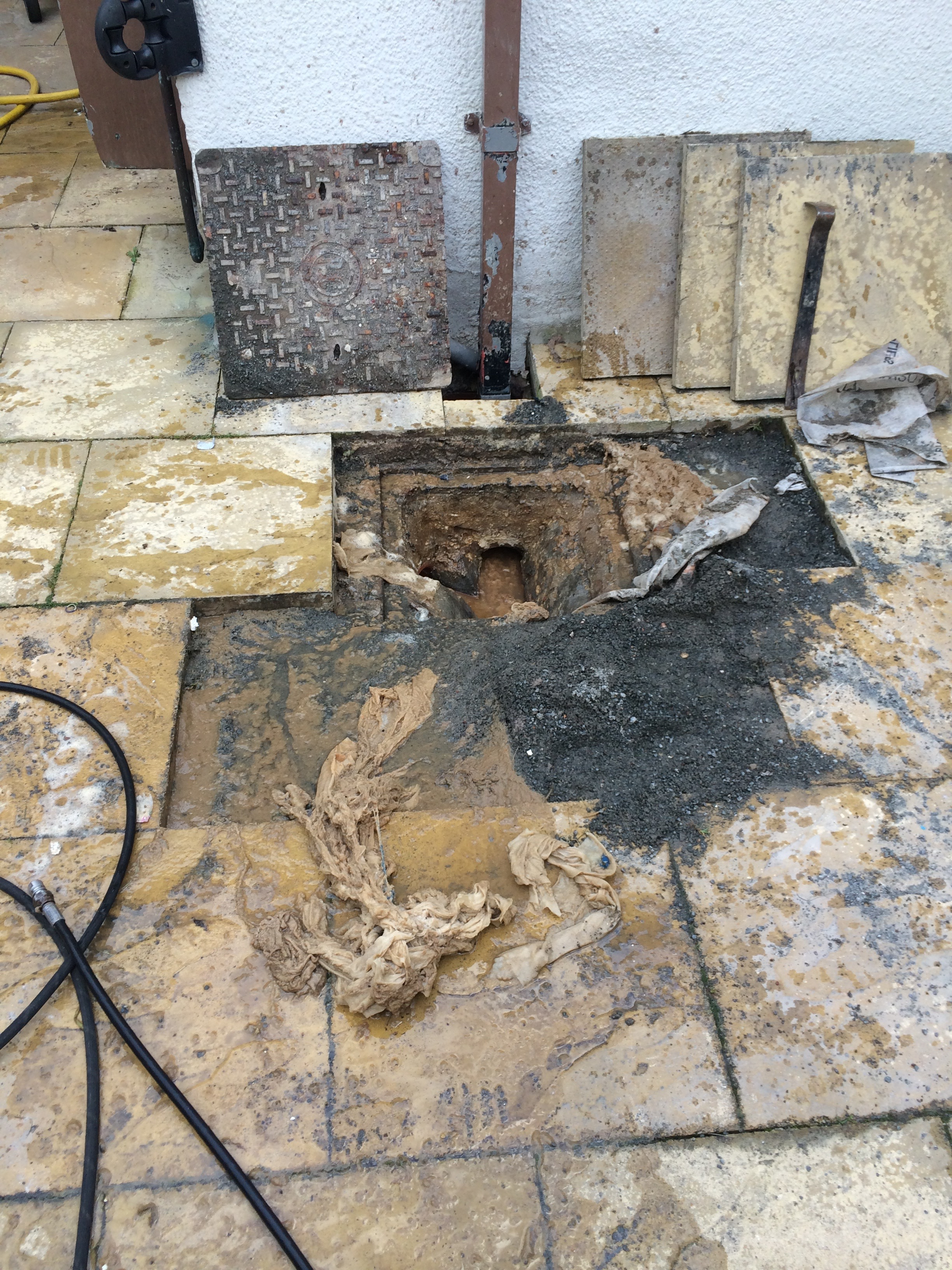 blocked drains Blackburn