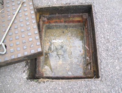 blocked drains Blackpool