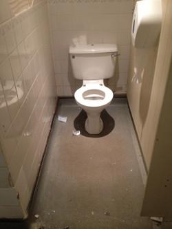 Blocked Toilet Preston