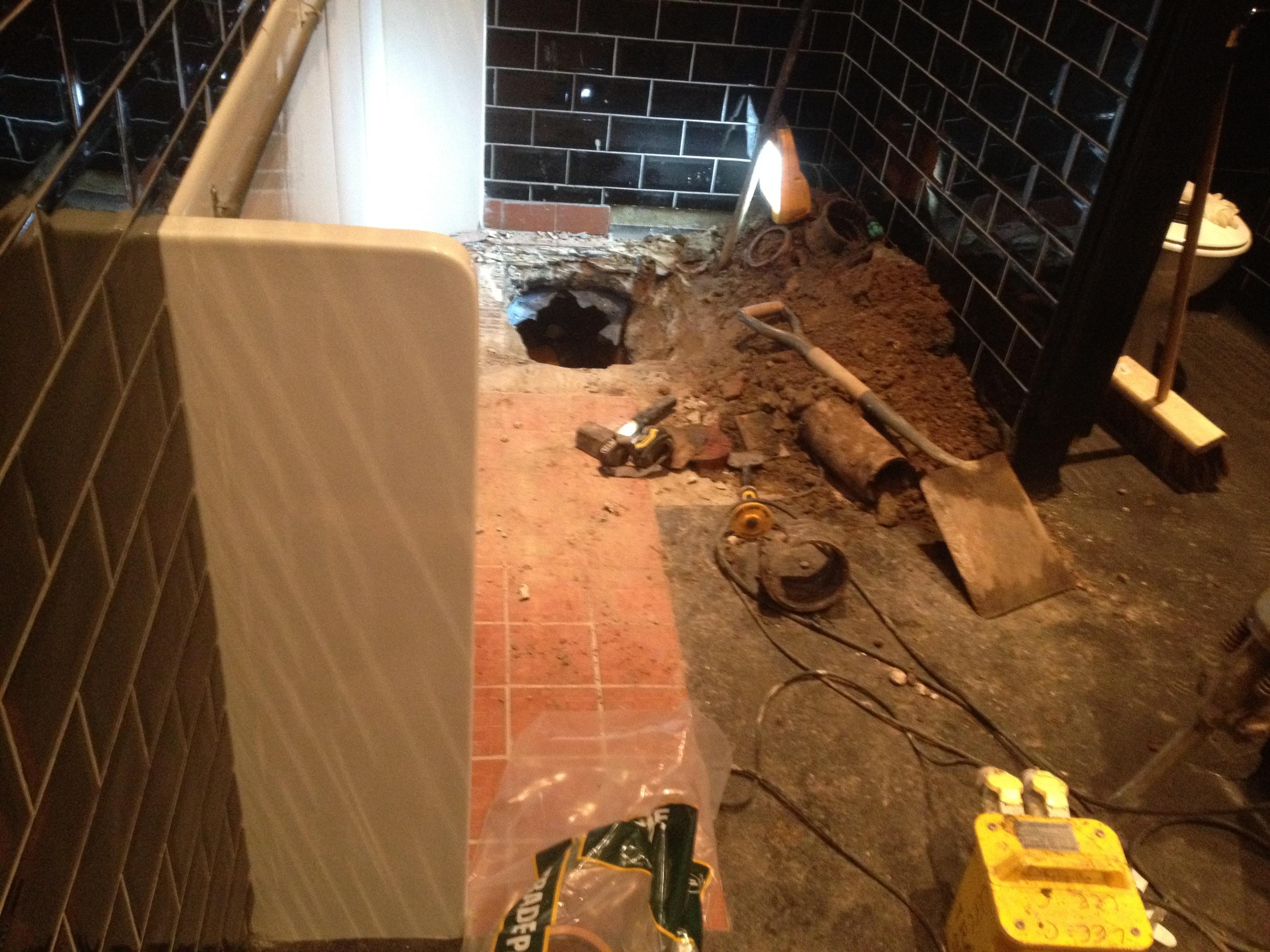24 Hour Drainage Repair