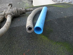 Lead Pipes Preston