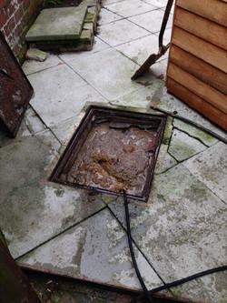 Blocked drainage Fleetwood
