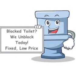Blocked Toilet Blackpool
