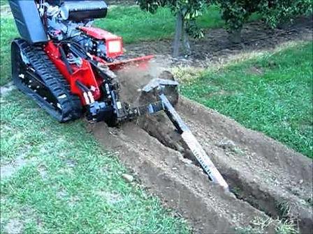 Garden-drain-installed-blackpool