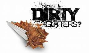 Gutter cleaning service in Blackpool