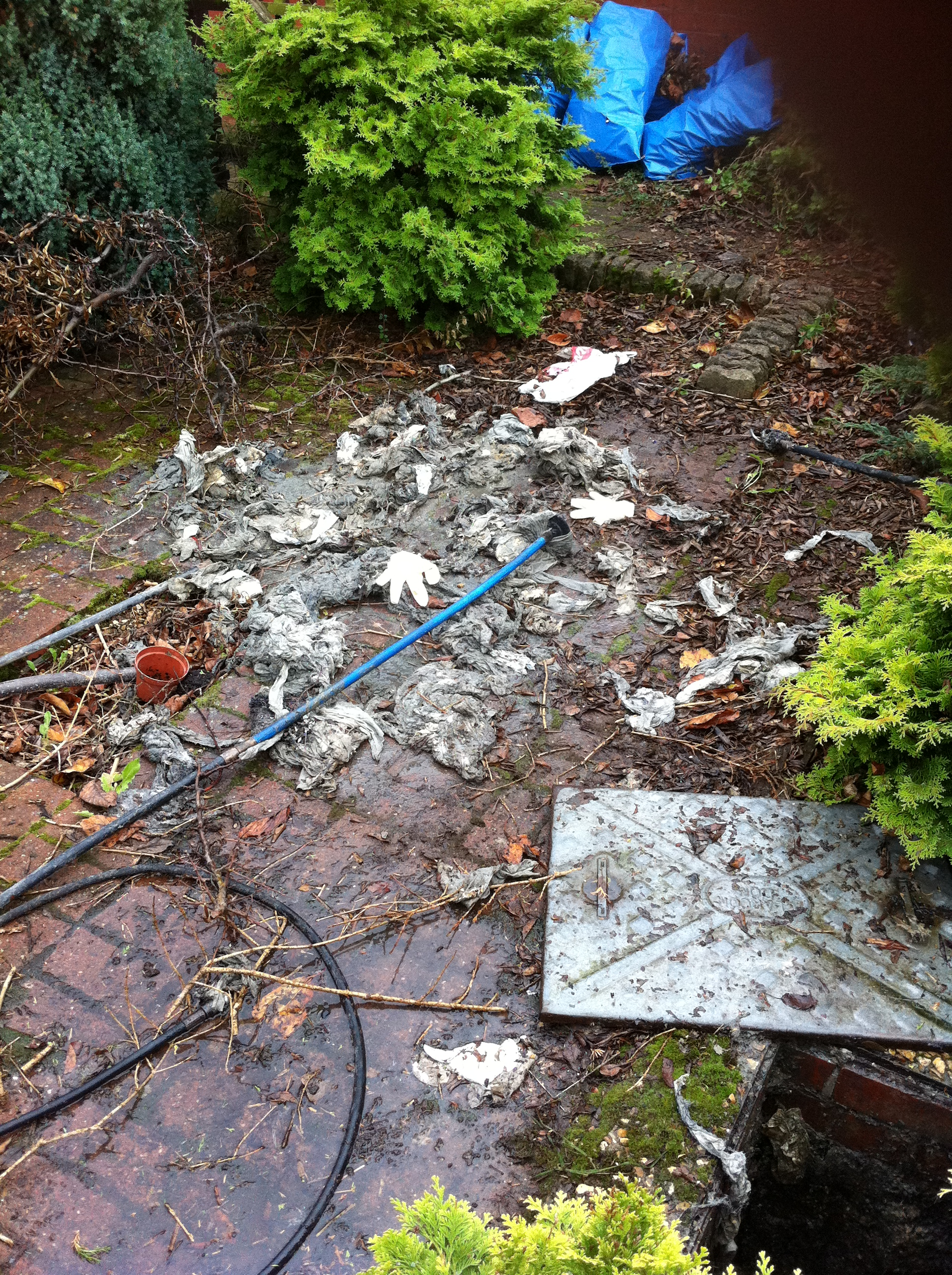 Blocked drains Chorley
