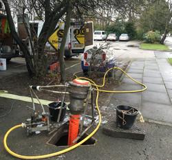 Drain Lining & Root Cutting Leyland