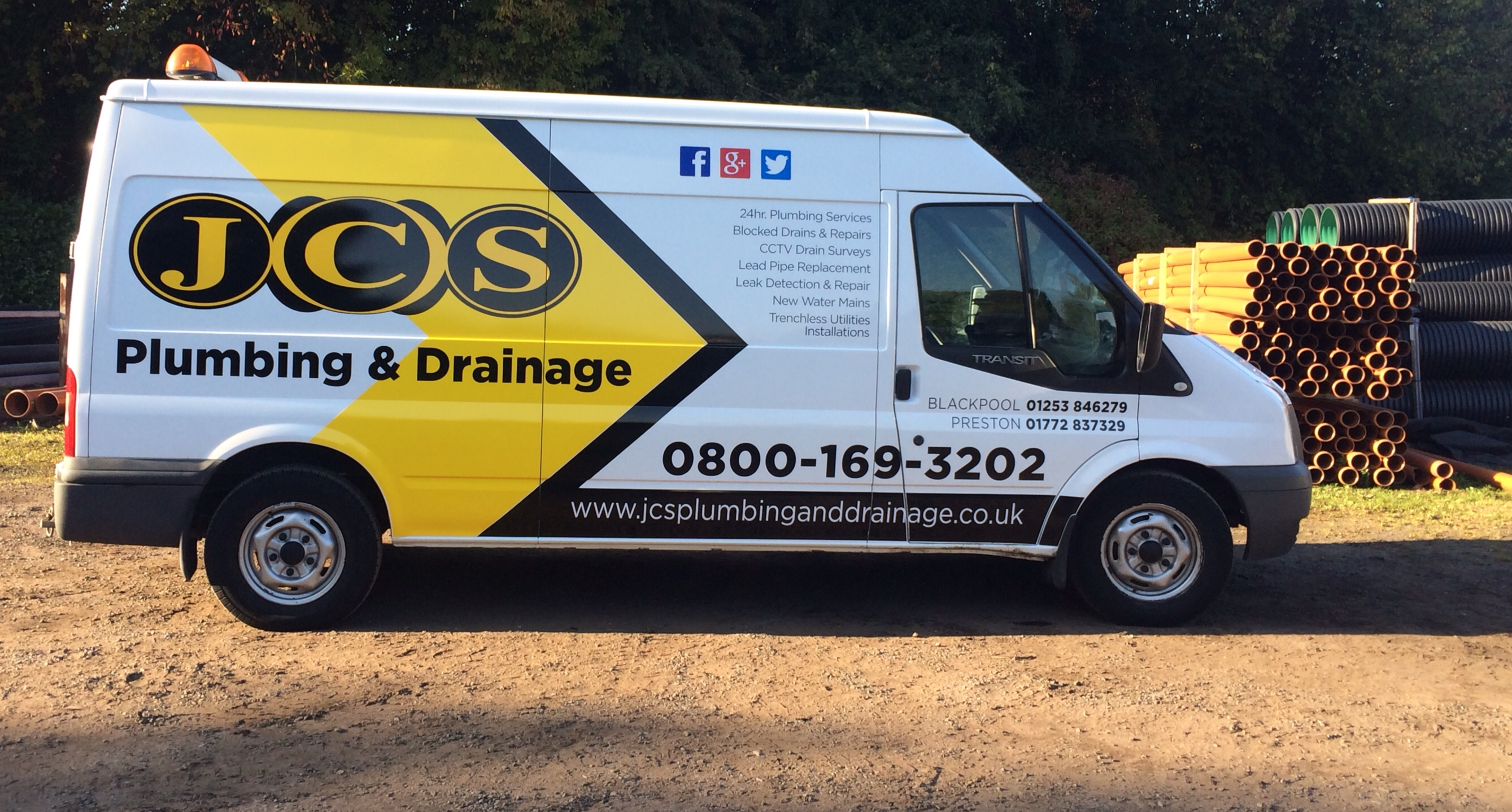 JCS Plumbing & Drainage Services