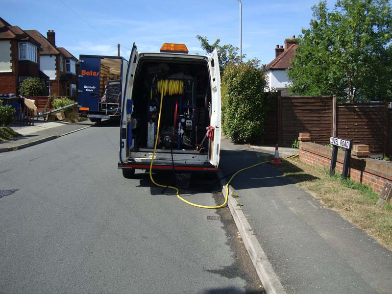 Drain cleaning in Preston