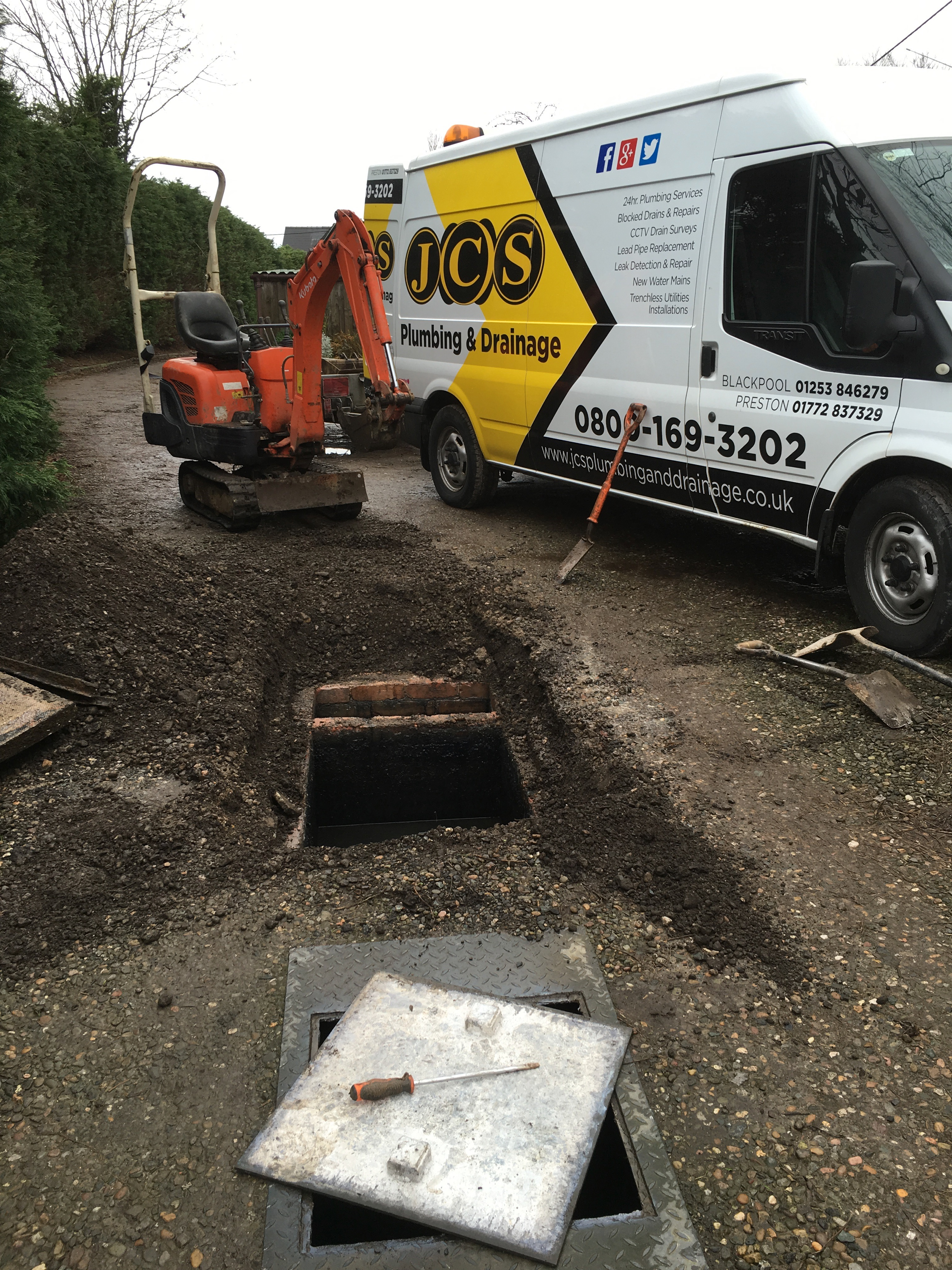 Septic Tanks Blackburn