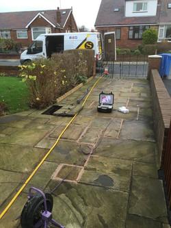 Blocked drainage Blackpool