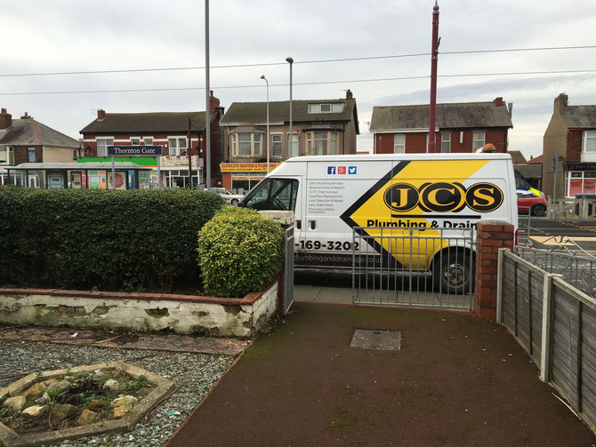 Blocked Drains In Thornton Cleveleys