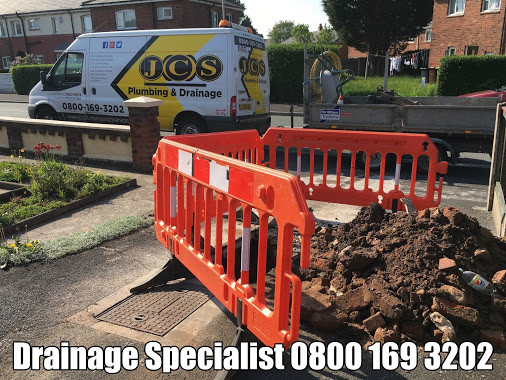 Drain repairs and Installations by the EXPERTS - JCS Drainage
