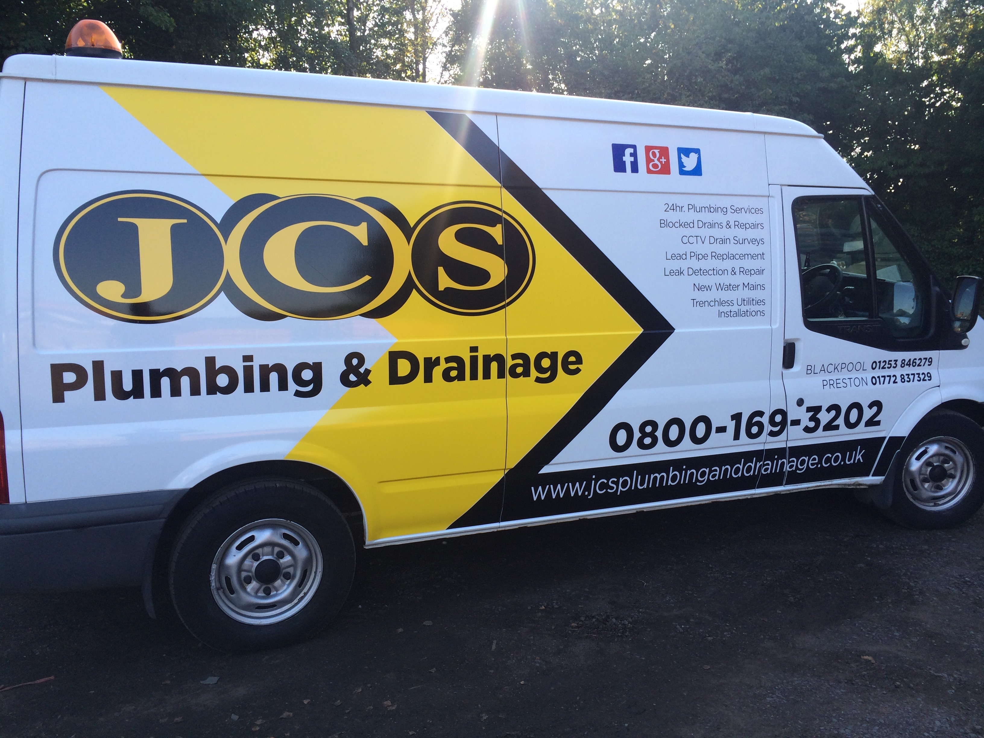 Drain Jetting Blackburn