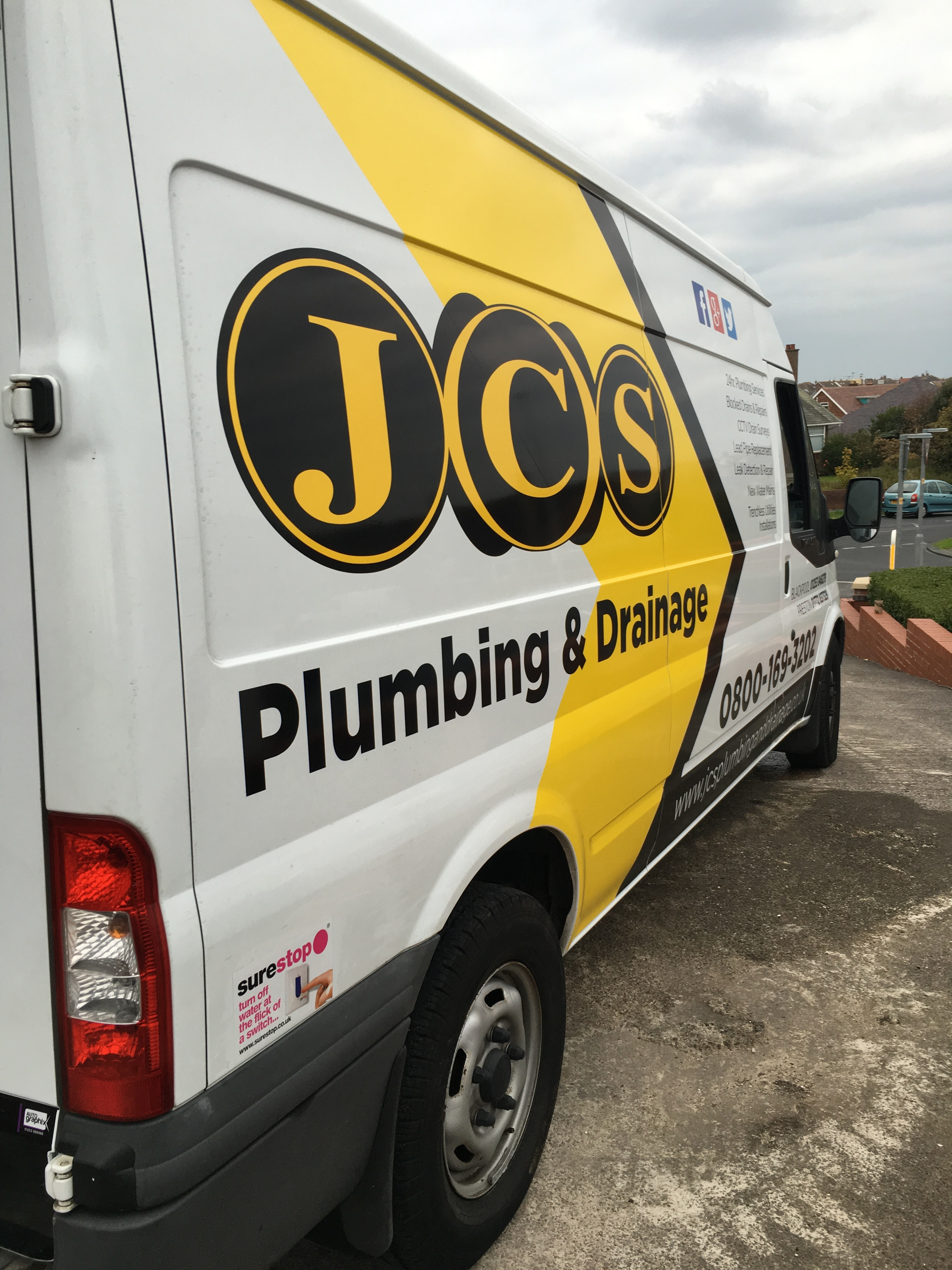 Drain Cleaning Fleetwood