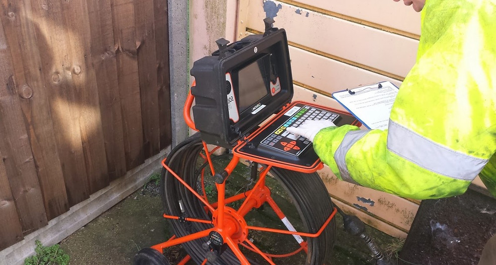 Drain CCTV surveys and inspection carried out by Blocked Drain Blackpool at a property in Blackpool.